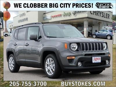 new 2021 Jeep Renegade car, priced at $26,075