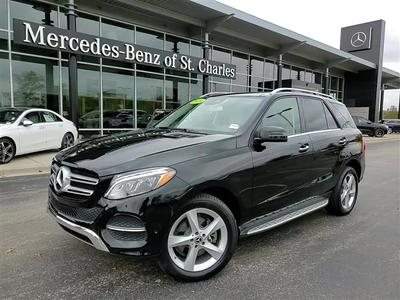 used 2018 Mercedes-Benz GLE 350 car, priced at $38,893