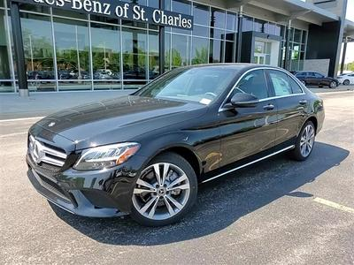 used 2019 Mercedes-Benz C-Class car, priced at $39,483