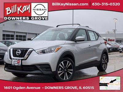 new 2020 Nissan Kicks car, priced at $23,995
