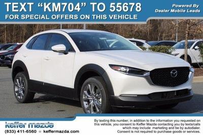 new 2021 Mazda CX-30 car, priced at $29,195