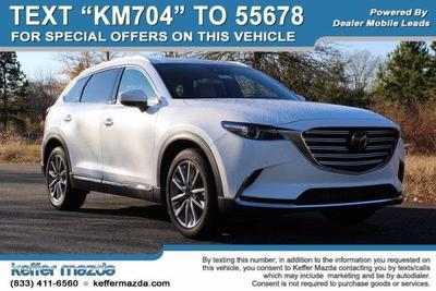new 2021 Mazda CX-9 car, priced at $43,435
