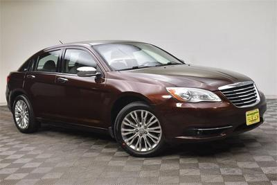 used 2012 Chrysler 200 car