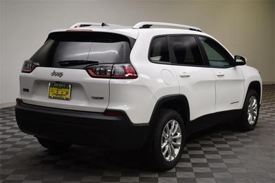 new 2020 Jeep Cherokee car, priced at $24,288