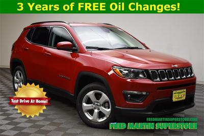 new 2020 Jeep Compass car, priced at $24,881