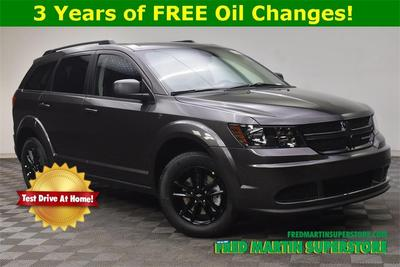 new 2020 Dodge Journey car, priced at $21,367