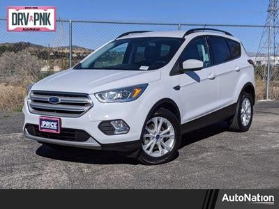 used 2018 Ford Escape car, priced at $18,990