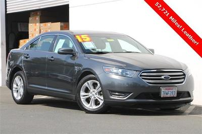 used 2015 Ford Taurus car, priced at $13,445