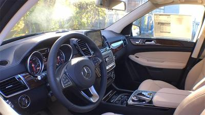 new 2019 Mercedes-Benz GLS 550 car, priced at $100,130