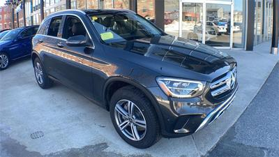 new 2021 Mercedes-Benz GLC 300 car, priced at $50,080