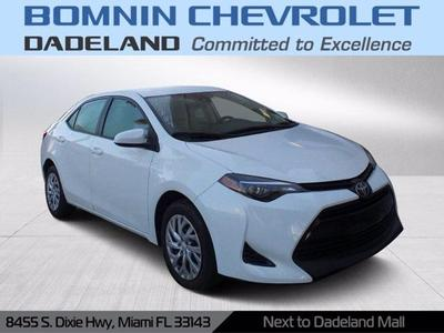 used 2019 Toyota Corolla car, priced at $14,990