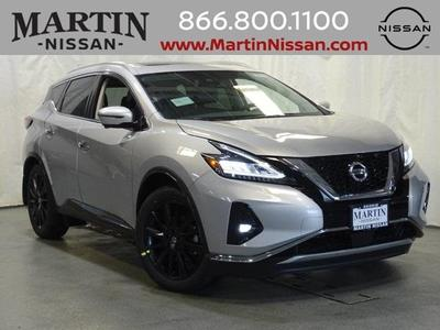 new 2020 Nissan Murano car, priced at $41,495