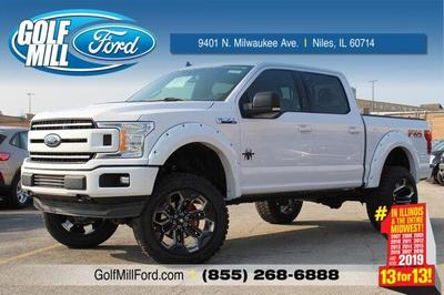 new 2020 Ford F-150 car, priced at $81,096