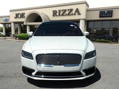 new 2020 Lincoln Continental car, priced at $59,386