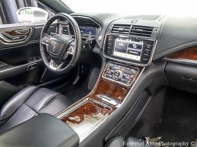 used 2018 Lincoln Continental car, priced at $39,790
