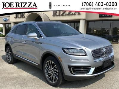 new 2020 Lincoln Nautilus car, priced at $49,979