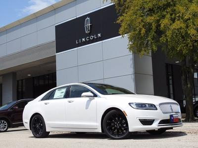 new 2020 Lincoln MKZ car, priced at $51,585