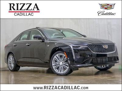 new 2020 Cadillac CT4 car, priced at $46,803