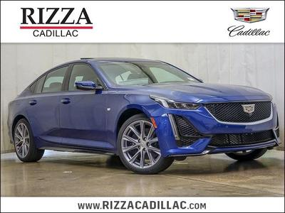 new 2020 Cadillac CT5 car, priced at $53,392