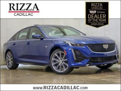 new 2020 Cadillac CT5 car, priced at $57,575