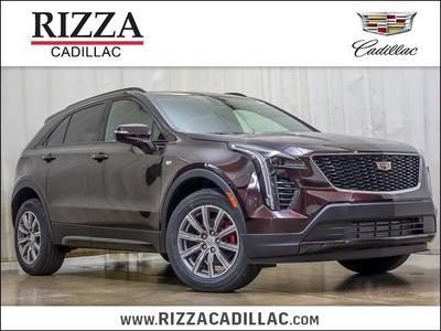 new 2021 Cadillac XT4 car, priced at $43,215