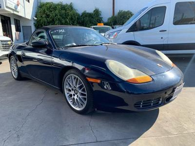 used 1999 Porsche Boxster car, priced at $8,988