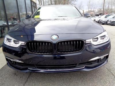used 2017 BMW 330 car, priced at $29,995