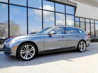 used 2018 BMW 330 car, priced at $31,595