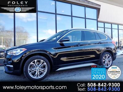 used 2018 BMW X1 car, priced at $25,995