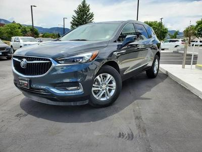 used 2020 Buick Enclave car, priced at $35,498