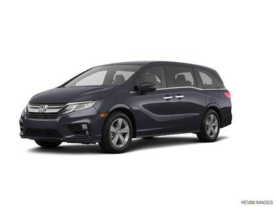 new 2020 Honda Odyssey car