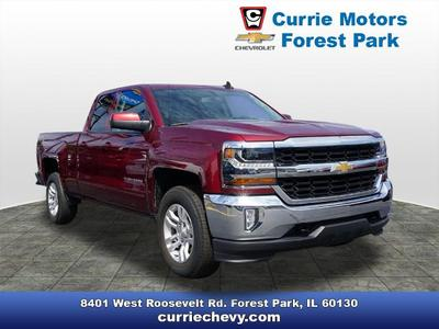 used 2017 Chevrolet Silverado 1500 car, priced at $30,995