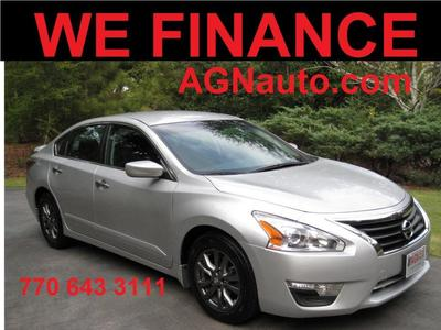 used 2015 Nissan Altima car, priced at $9,590