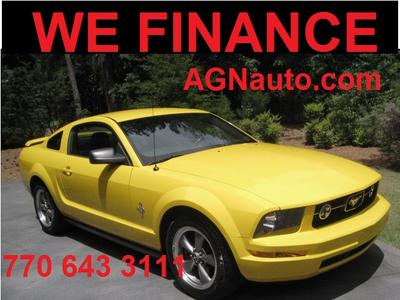 used 2006 Ford Mustang car, priced at $6,990