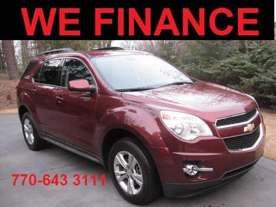 used 2010 Chevrolet Equinox car, priced at $6,590