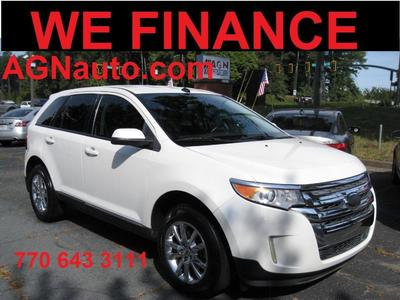used 2013 Ford Edge car, priced at $11,990