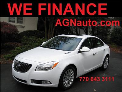 used 2013 Buick Regal car, priced at $10,490