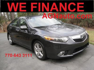 used 2012 Acura TSX car, priced at $11,990