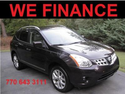used 2012 Nissan Rogue car, priced at $8,790