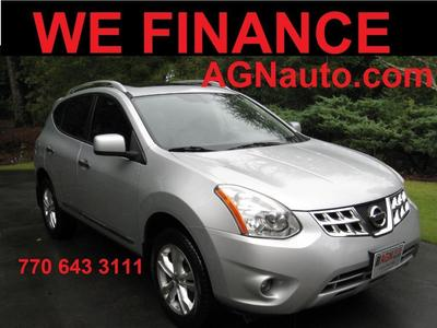 used 2013 Nissan Rogue car, priced at $10,490