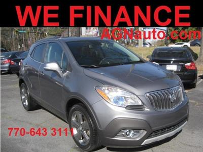 used 2014 Buick Encore car, priced at $11,390