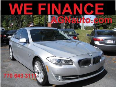 used 2011 BMW 535 car, priced at $12,990