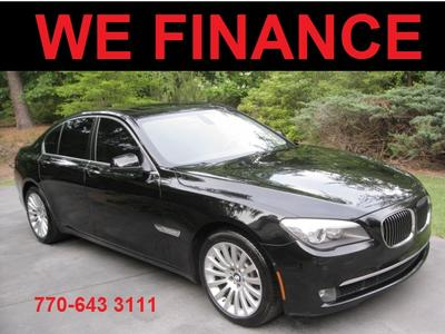 used 2010 BMW 750 car, priced at $11,990