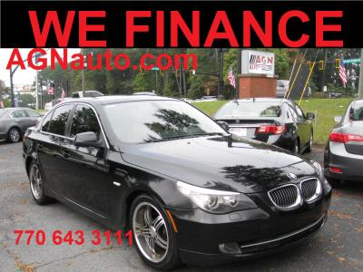 used 2010 BMW 528 car, priced at $7,790