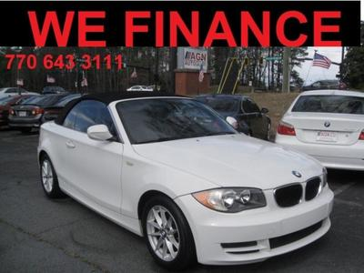 used 2011 BMW 128 car, priced at $9,490