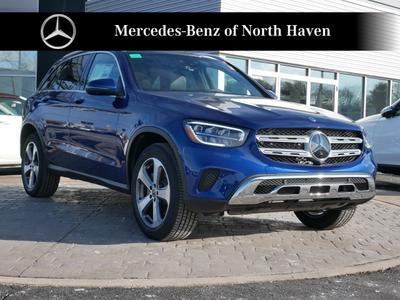 new 2021 Mercedes-Benz GLC 300 car, priced at $54,000