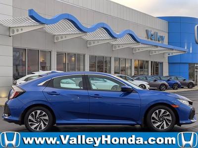 used 2017 Honda Civic car, priced at $13,495