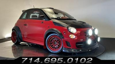 used 2012 FIAT 500 car, priced at $35,000