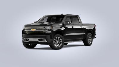 new 2021 Chevrolet Silverado 1500 car, priced at $59,165