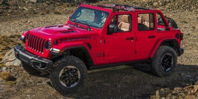 new 2021 Jeep Wrangler Unlimited car, priced at $43